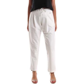 Oblačila Ženske Hlače Chino / Carrot U.S Polo Assn. 51478 51302 Biely