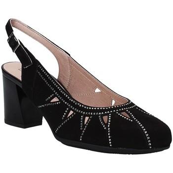Čevlji  Ženske Salonarji Pitillos 5554 Črna