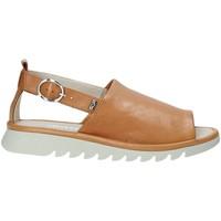 Čevlji  Ženske Sandali & Odprti čevlji Valleverde 41151 Rjav