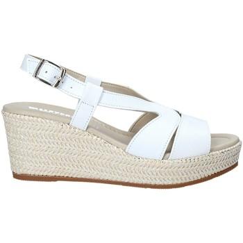 Čevlji  Ženske Sandali & Odprti čevlji Valleverde 32211 Biely