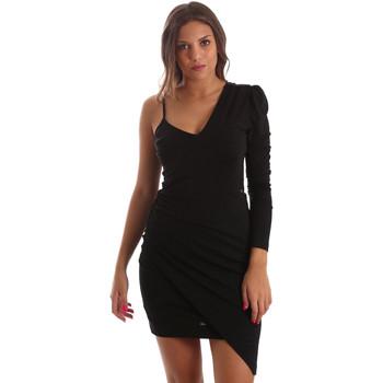 Oblačila Ženske Kratke obleke Byblos Blu 2WD0014 TE0015 Črna