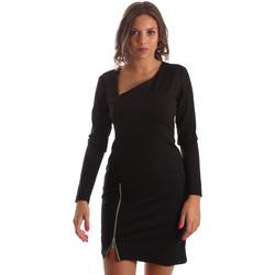 Oblačila Ženske Kratke obleke Byblos Blu 2WD0008 TE0011 Črna