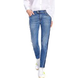 Oblačila Ženske Kavbojke slim Byblos Blu 2WJ0004 TE0135 Modra