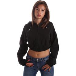 Oblačila Ženske Puloverji Byblos Blu 2WF0005 TE0042 Črna