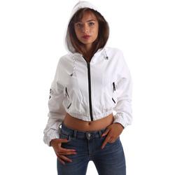 Oblačila Ženske Puloverji Byblos Blu 2WF0005 TE0042 Biely