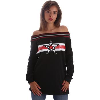 Oblačila Ženske Puloverji Byblos Blu 2WF0006 TE0043 Črna