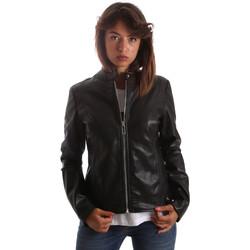 Oblačila Ženske Usnjene jakne & Sintetične jakne Byblos Blu 2WS0009 TE0060 Črna