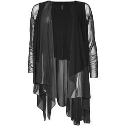 Oblačila Ženske Topi & Bluze Smash S1953411 Črna