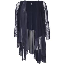 Oblačila Ženske Telovniki & Jope Smash S1953411 Modra