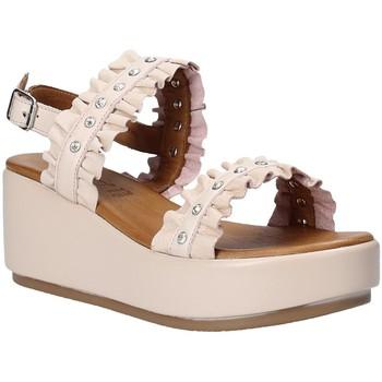 Čevlji  Ženske Sandali & Odprti čevlji Grunland SA2301 Roza
