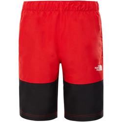 Oblačila Otroci Kopalke / Kopalne hlače The North Face T93NNH Rdeča
