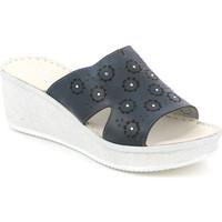 Čevlji  Ženske Natikači Grunland CI1561 Modra