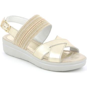 Čevlji  Ženske Sandali & Odprti čevlji Grunland SA1872 Zlato