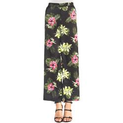 Oblačila Ženske Lahkotne hlače & Harem hlače Gaudi 911FD25018 Črna