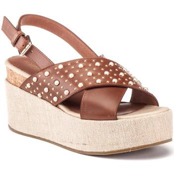 Čevlji  Ženske Sandali & Odprti čevlji Lumberjack SW40006 006 Q12 Rjav