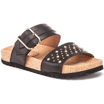 Čevlji  Ženske Natikači Lumberjack SW57506 001 Q12 Črna