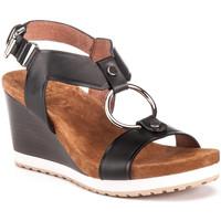 Čevlji  Ženske Sandali & Odprti čevlji Lumberjack SW56506 003 B01 Črna