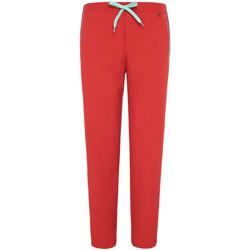 Oblačila Ženske Spodnji deli trenirke  Pepe jeans PL211284 Rdeča