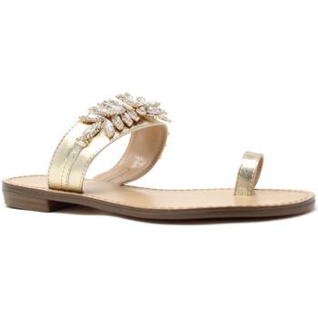 Čevlji  Ženske Japonke Gold&gold A19 GL303 Zlato