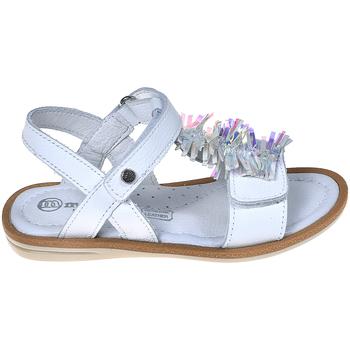 Čevlji  Deklice Sandali & Odprti čevlji Melania ME4009D9E.A Biely