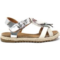 Čevlji  Deklice Sandali & Odprti čevlji Miss Sixty S19-SMS586 Srebro