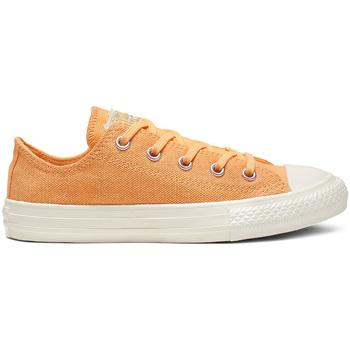 Čevlji  Otroci Nizke superge Converse 364194C Oranžna