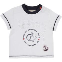 Oblačila Otroci Majice s kratkimi rokavi Chicco 09006679000000 Biely