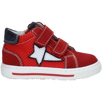 Čevlji  Otroci Visoke superge NeroGiardini P923450M Rdeča