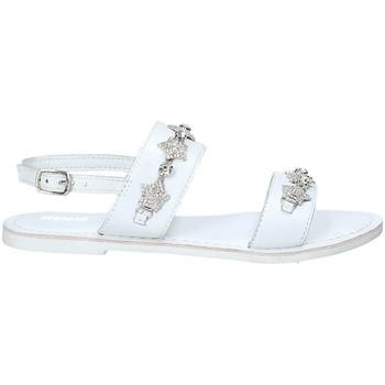 Čevlji  Deklice Sandali & Odprti čevlji Holalà HT0022L Biely