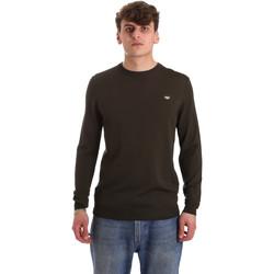 Oblačila Moški Puloverji Antony Morato MMSW01066 YA500057 Zelena
