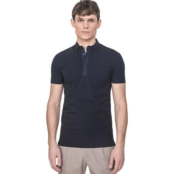 Oblačila Moški Polo majice kratki rokavi Antony Morato MMKS01741 FA120022 Modra