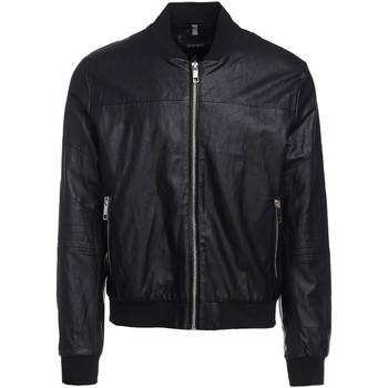 Oblačila Moški Usnjene jakne & Sintetične jakne Antony Morato MMCO00616 FA210045 Črna