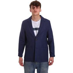 Oblačila Moški Jakne & Blazerji Antony Morato MMJA00432 FA950158 Modra