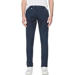 Oblačila Moški Hlače Chino / Carrot Antony Morato MMTR00496 FA800127 Modra