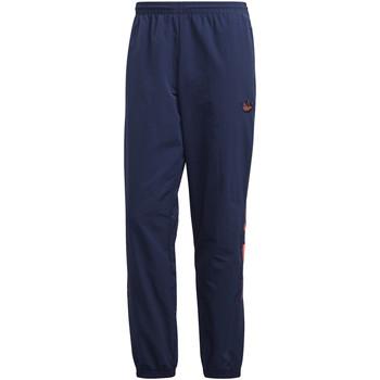 Oblačila Moški Spodnji deli trenirke  adidas Originals FM3403 Modra