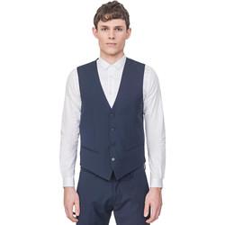 Oblačila Moški Telovniki & Jope Antony Morato MMVE00087 FA650176 Modra