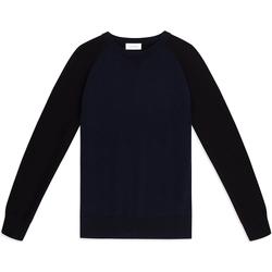 Oblačila Moški Puloverji Calvin Klein Jeans K10K104536 Modra