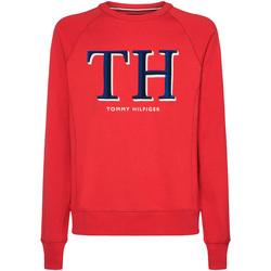 Oblačila Moški Puloverji Tommy Hilfiger MW0MW11557 Rdeča