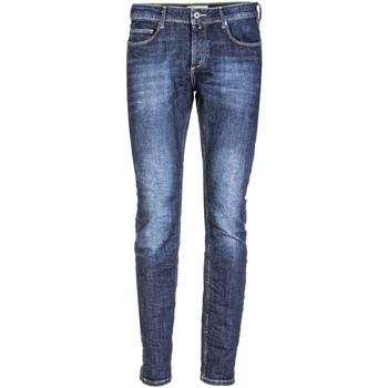 Oblačila Moški Kavbojke slim U.S Polo Assn. 53291 51321 Modra