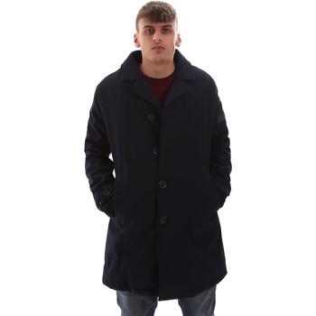 Oblačila Moški Plašči U.S Polo Assn. 52327 51919 Modra