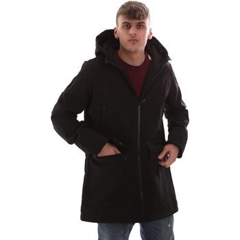 Oblačila Moški Plašči U.S Polo Assn. 52336 52251 Črna
