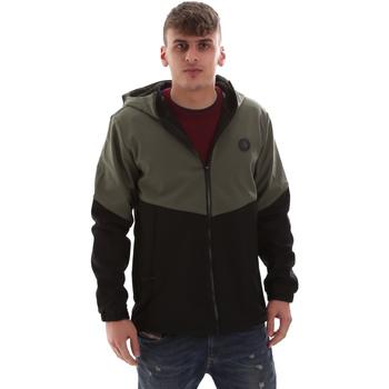 Oblačila Moški Športne jope in jakne U.S Polo Assn. 52334 52251 Zelena