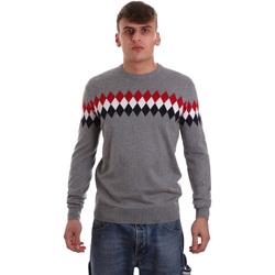 Oblačila Moški Puloverji U.S Polo Assn. 52477 48847 Siva