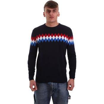 Oblačila Moški Puloverji U.S Polo Assn. 52477 48847 Modra