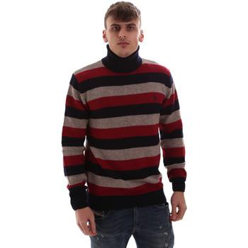 Oblačila Moški Puloverji U.S Polo Assn. 52461 52633 Rdeča