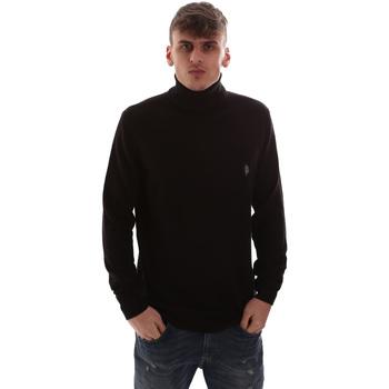 Oblačila Moški Puloverji U.S Polo Assn. 52471 52612 Črna