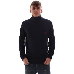 Oblačila Moški Puloverji U.S Polo Assn. 52471 52612 Modra