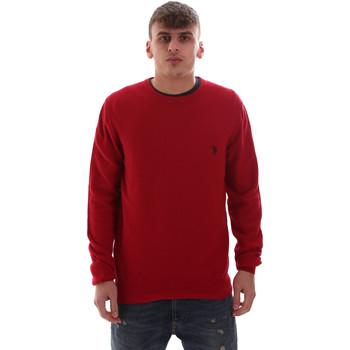 Oblačila Moški Puloverji U.S Polo Assn. 52470 52612 Rdeča
