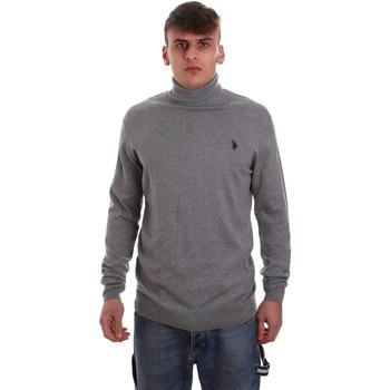 Oblačila Moški Puloverji U.S Polo Assn. 52484 48847 Siva