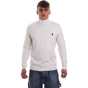 Oblačila Moški Puloverji U.S Polo Assn. 52484 48847 Biely